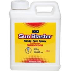 Dox SunBlaster 500ml Small Refill