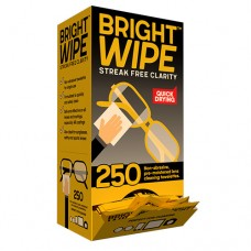 Brightwipe – Lens Cleaning Wipes (each)