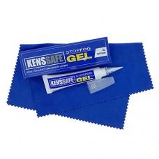KENSSAFE StopFog Gel 10g Tube w/Microfiber cloth