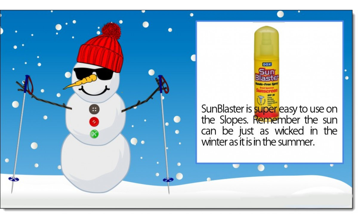 Do you need to use sun protection in winter?